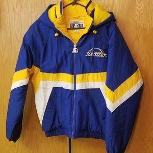 Starter jacket vintage Rams!